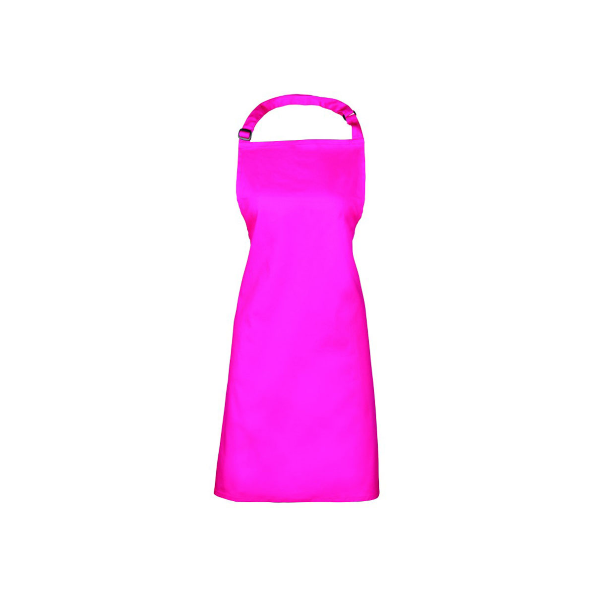 Colours Collection Bib Apron - pr150_magenta