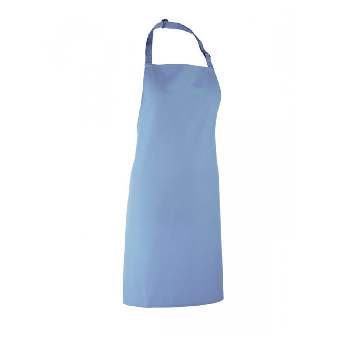 Colours Collection Bib Apron - pr150_midblue