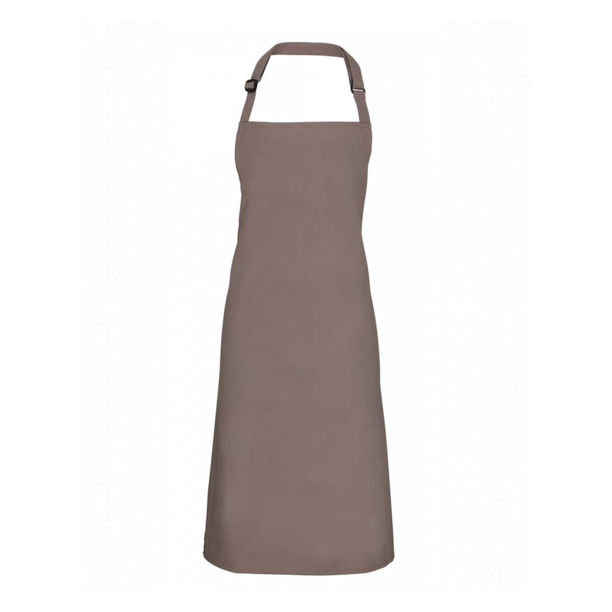Colours Collection Bib Apron - pr150_mushroom