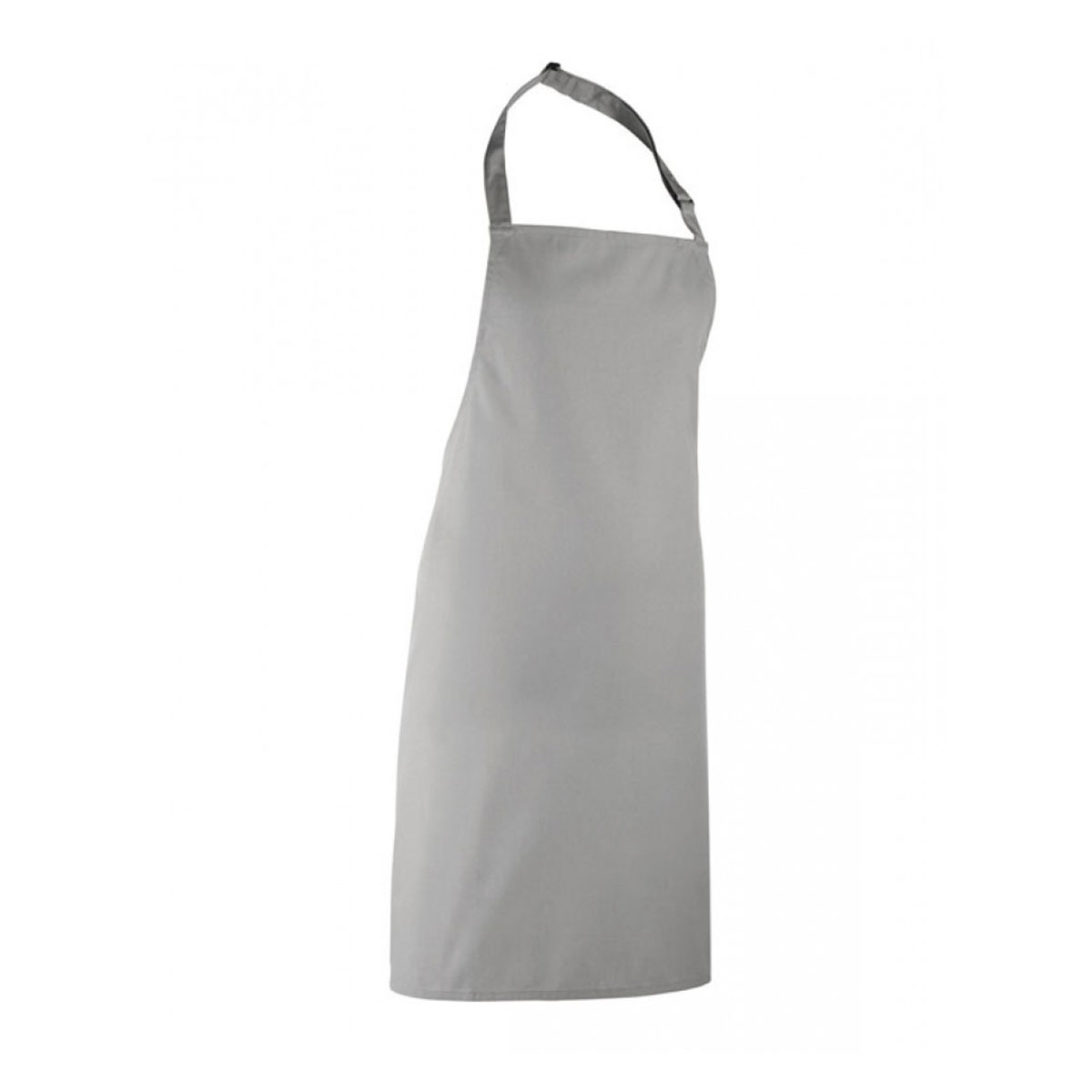 Colours Collection Bib Apron - pr150_pale-grey
