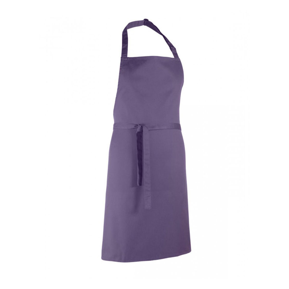 Colours Collection Bib Apron - pr150_purple