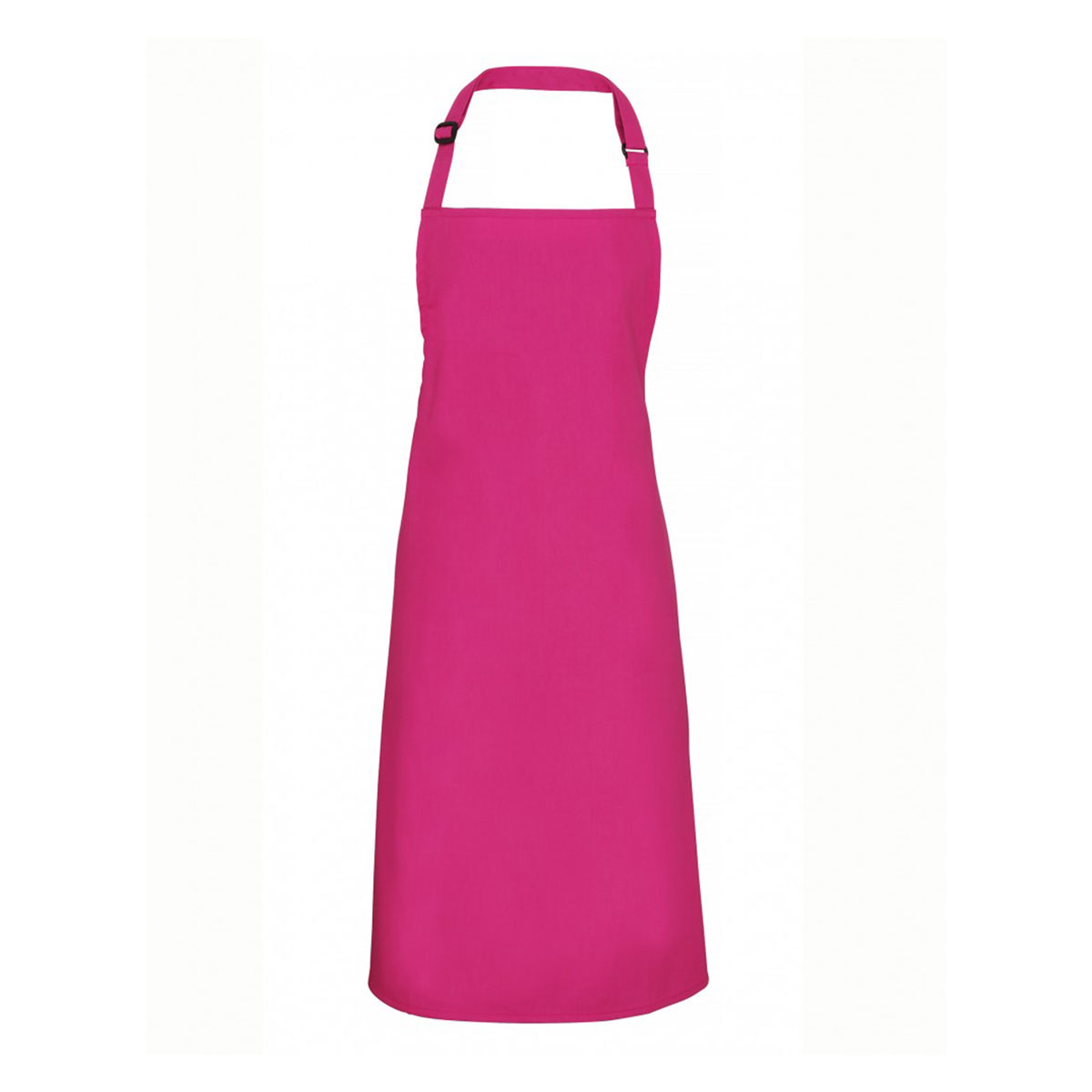 Colours Collection Bib Apron - pr150_rasp_crush