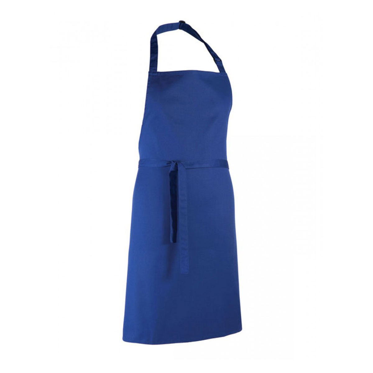 Colours Collection Bib Apron - pr150_royal