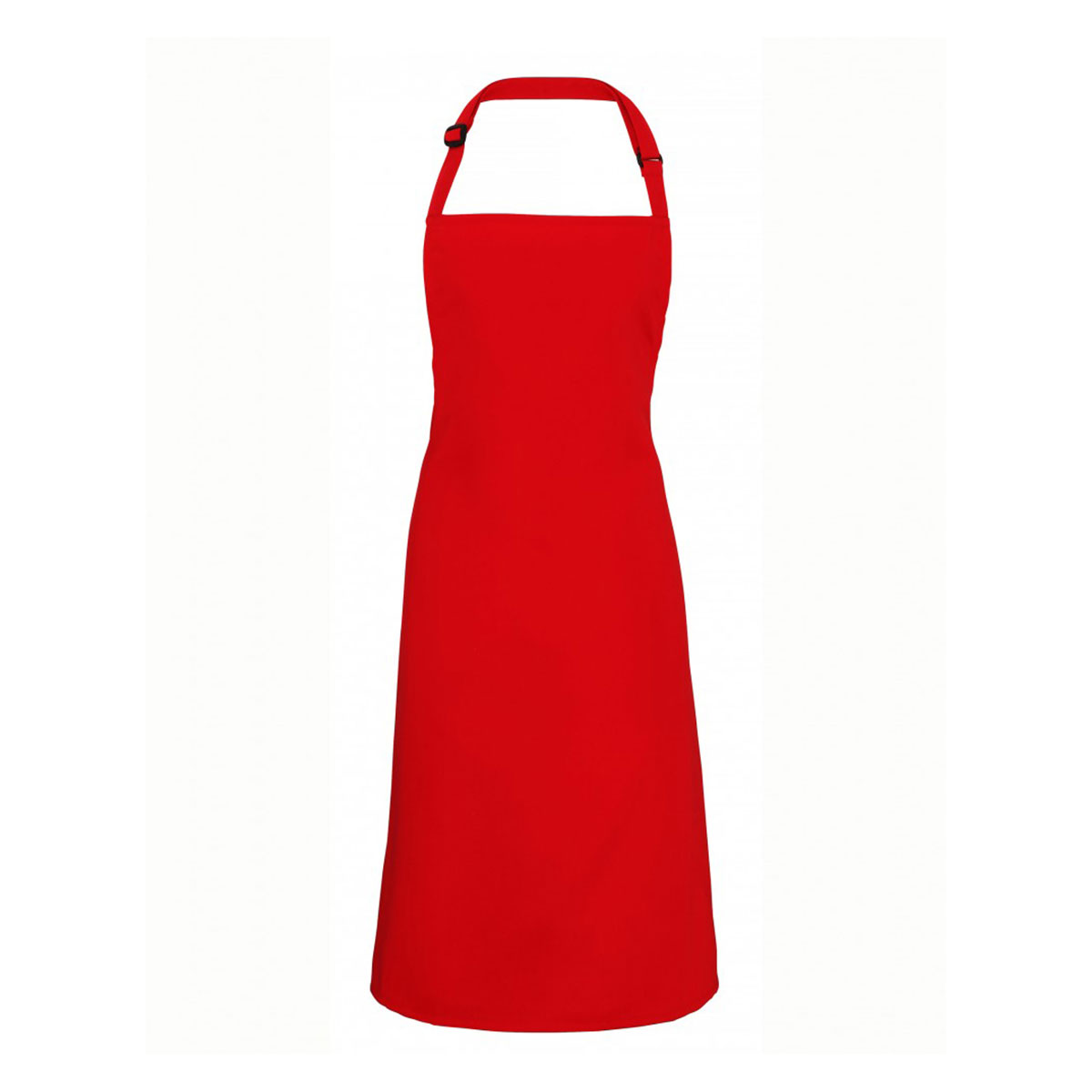 Colours Collection Bib Apron - pr150_salsa