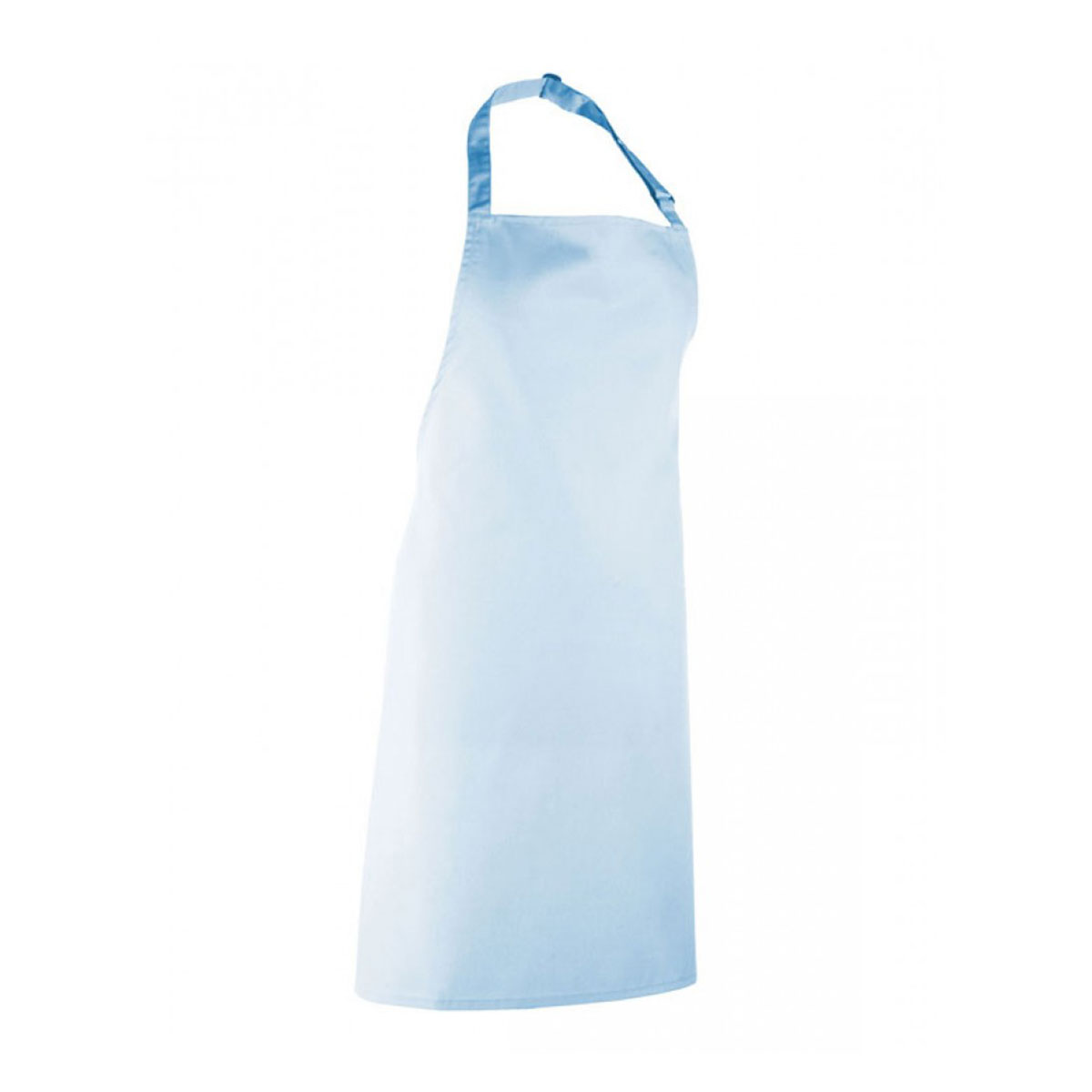 Colours Collection Bib Apron - pr150_sky