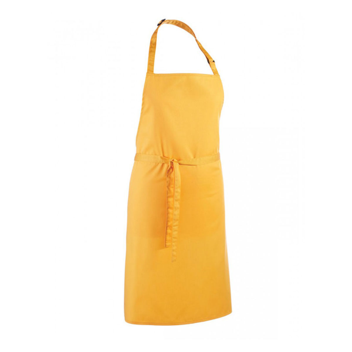 Colours Collection Bib Apron - pr150_sunflower
