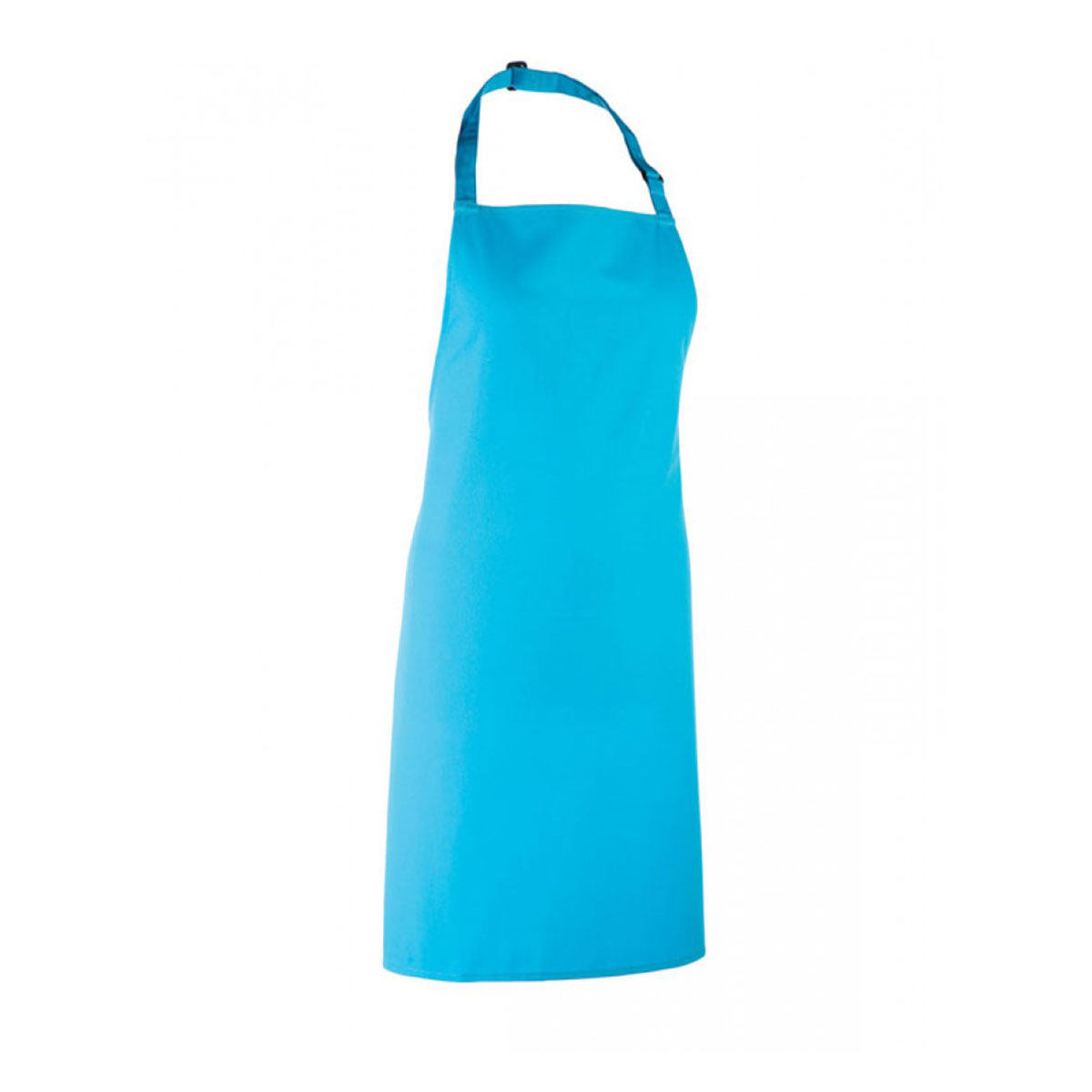 Colours Collection Bib Apron - pr150_turquoise
