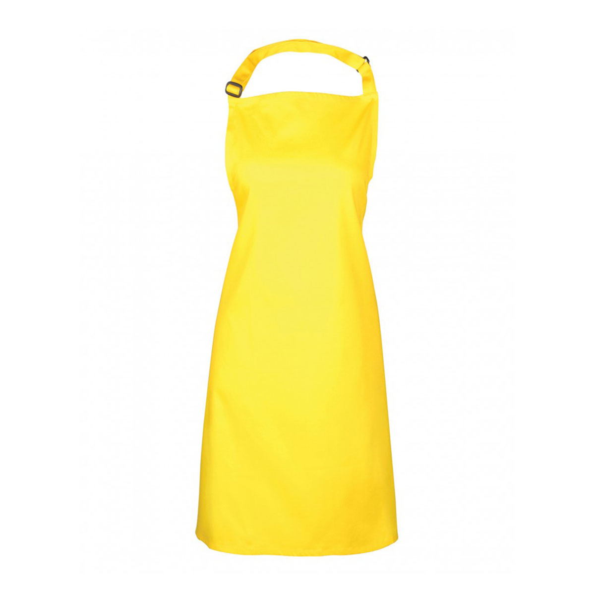 Colours Collection Bib Apron - pr150_yellow
