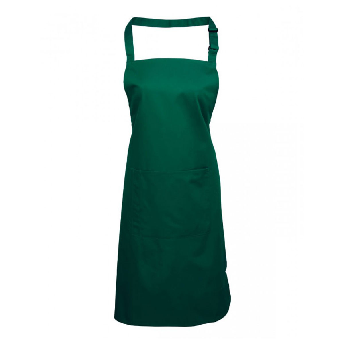 Colours Bib Apron with Pocket - pr154_bottle