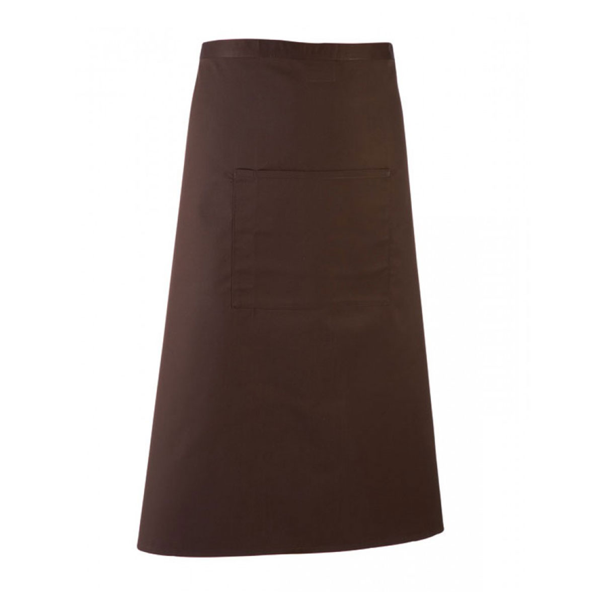 Colours Hospitality Apron - pr158_brown