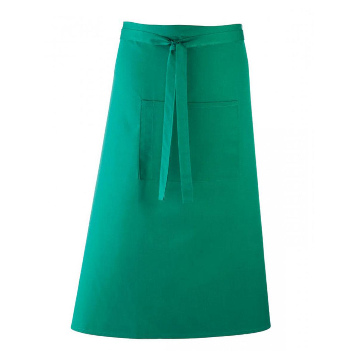 Colours Hospitality Apron - pr158_emerald