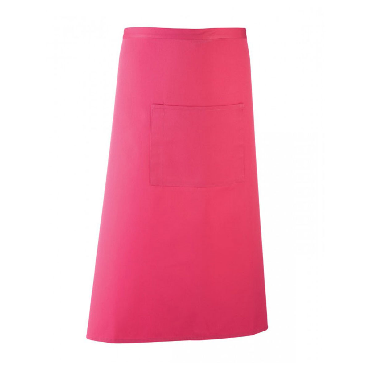 Colours Hospitality Apron - pr158_hot-pink