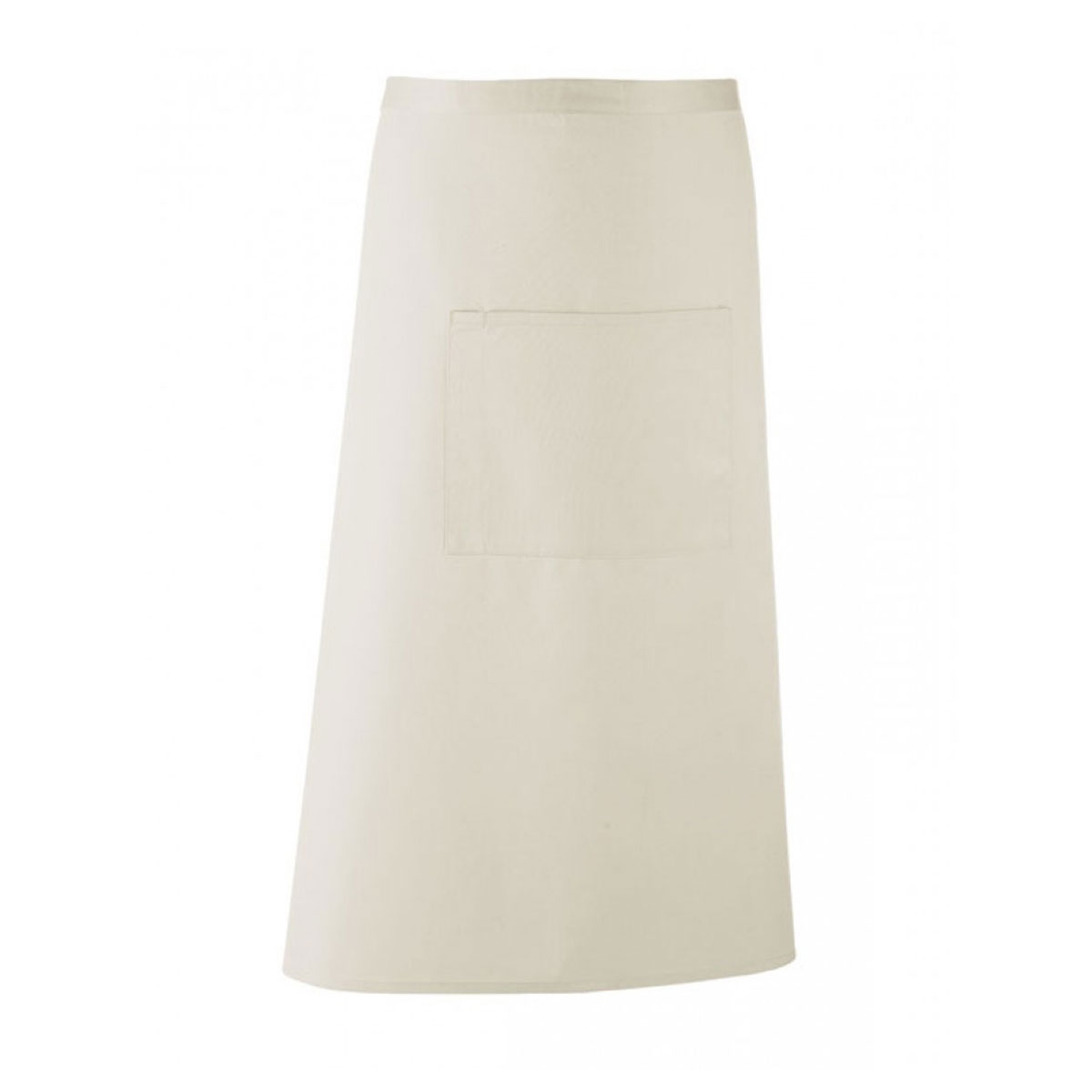 Colours Hospitality Apron - pr158_natural