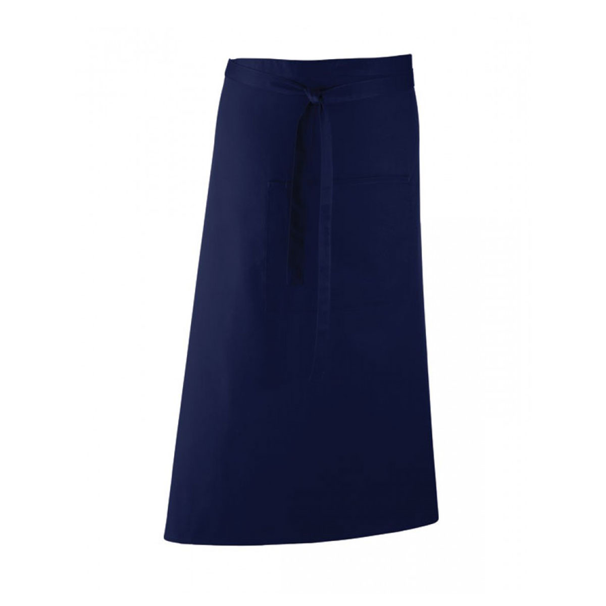 Colours Hospitality Apron - pr158_navy