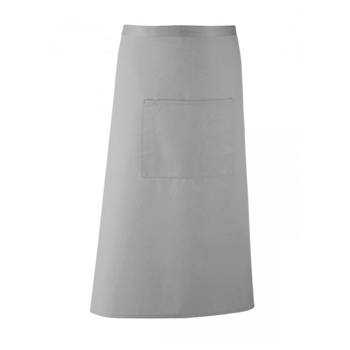 Colours Hospitality Apron - pr158_pale-grey