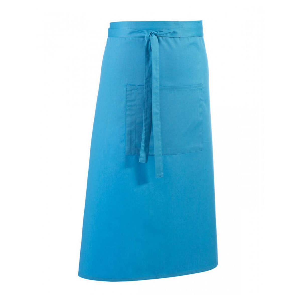 Colours Hospitality Apron - pr158_turquoise