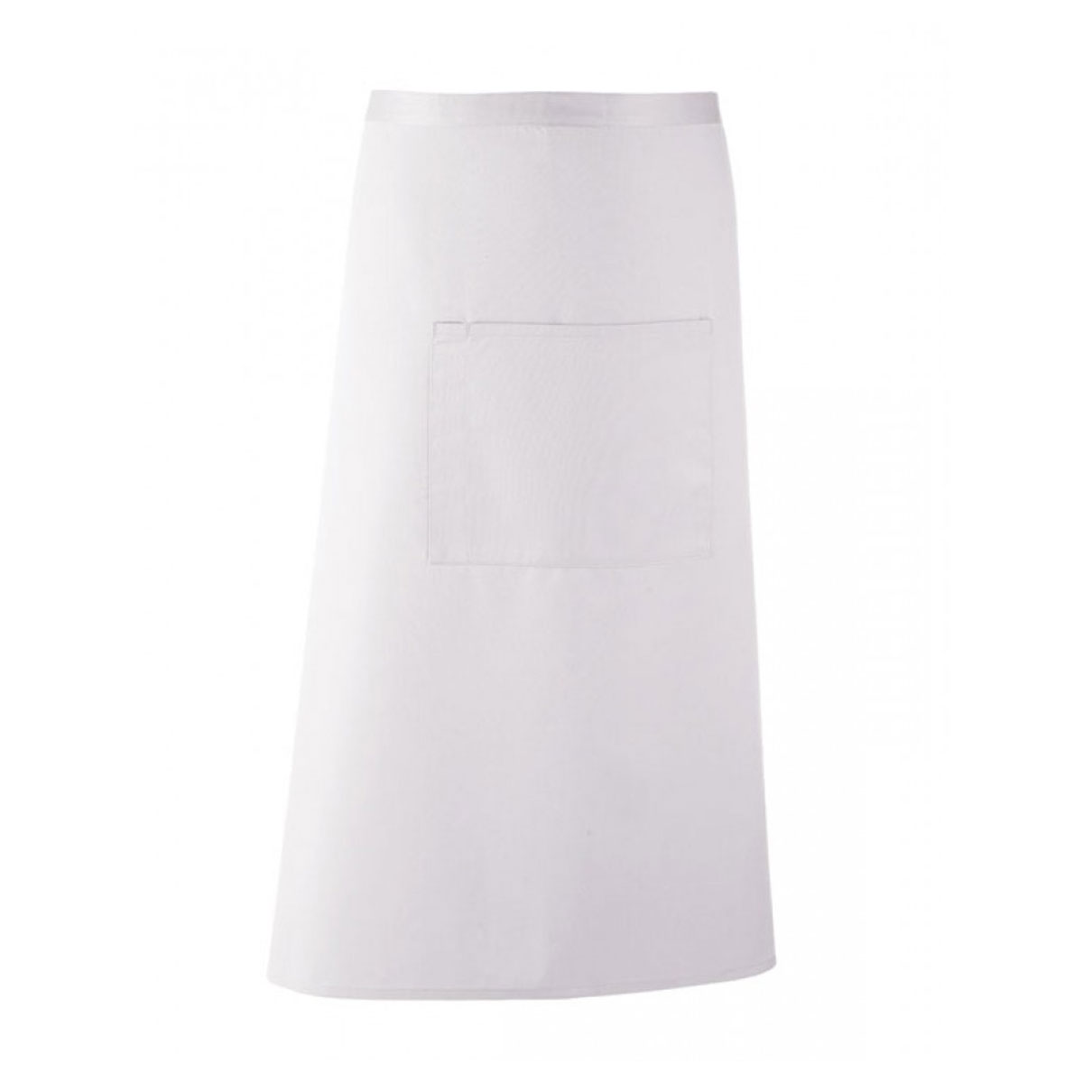 Colours Hospitality Apron - pr158_white
