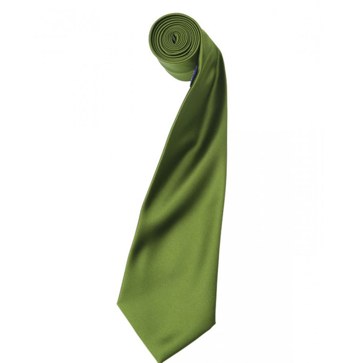 Colours Satin Tie - pr750-oasis-green_2