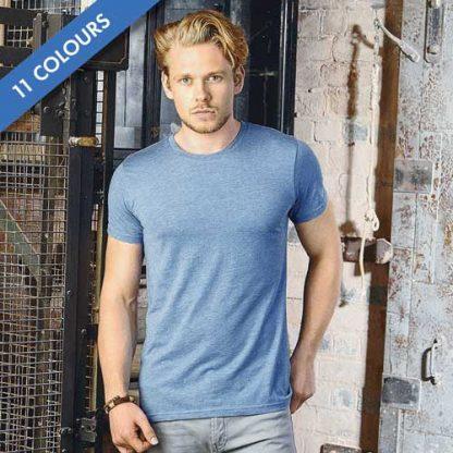 HD T-Shirt - Slim Fit, Soft Finish Poly-Cotton - JTA165 - 165