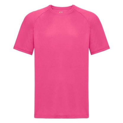 (Poly) Performance T-Shirt - FPTA - 61-390-pink