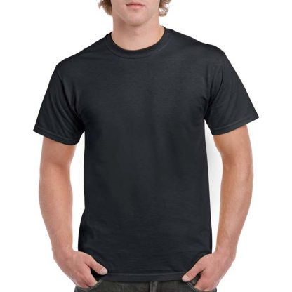 Heavy Cotton T-Shirt - GD05-G5000-black