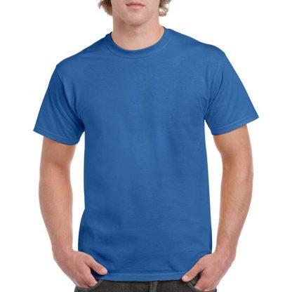 Heavy Cotton T-Shirt - GD05-G5000-royal-blue
