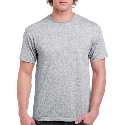 Heavy Cotton T-Shirt - GD05-G5000-sport-grey