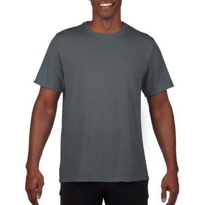 Performance Adult T-Shirt - GD120-G42000-charcoal