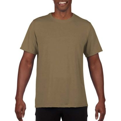 Performance Adult T-Shirt - GD120-G42000-praire-dust