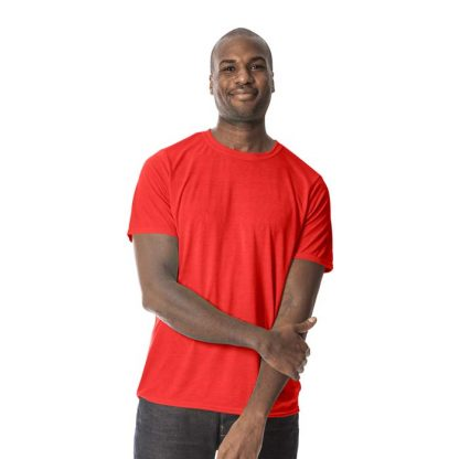 Performance Adult T-Shirt - GD120-G42000-red