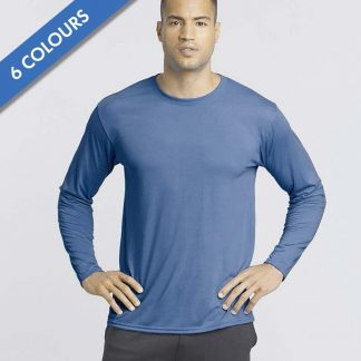 Performance Adult Long Sleeve T-Shirt - GD121