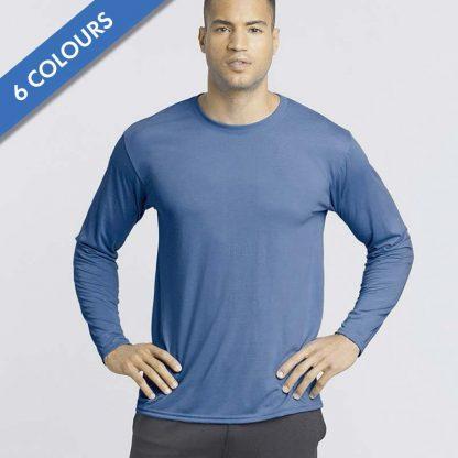 Performance Adult Long Sleeve T-Shirt - GD121