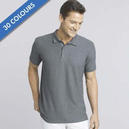 Premium Cotton Double Pique Polo - GD42