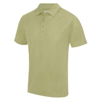 Cool Polo - JC040-DESERT-SAND-(FRONT)