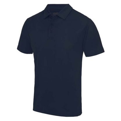 Cool Polo - JC040-FRENCH-NAVY-(FRONT)