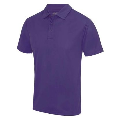 Cool Polo - JC040-PURPLE-(FRONT)