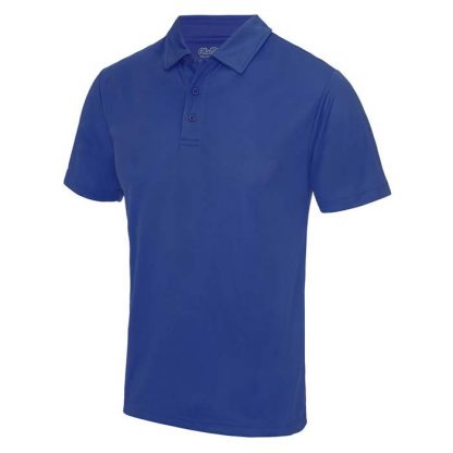 Cool Polo - JC040-ROYAL-BLUE-(FRONT)