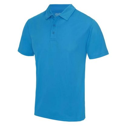 Cool Polo - JC040-SAPPHIRE-BLUE-(FRONT)