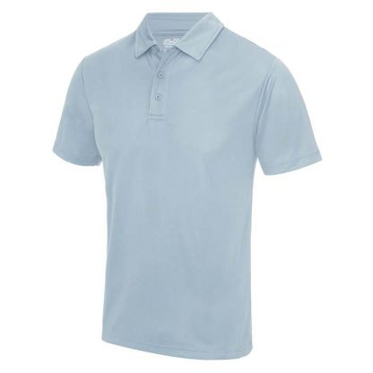 Cool Polo - JC040-SKY-BLUE-(FRONT)