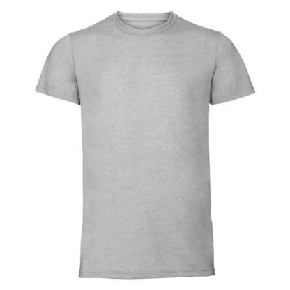 HD T-Shirt - Slim Fit, Soft Finish Poly-Cotton - JTA165 - R_165M_silver-marl_front