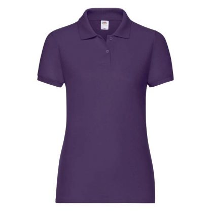 Ladies Fit 65/35 Polo - SPLPC_63-212-purple