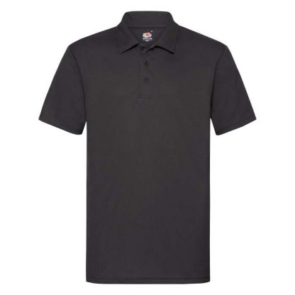Performance Polo - SS118_63-038-black